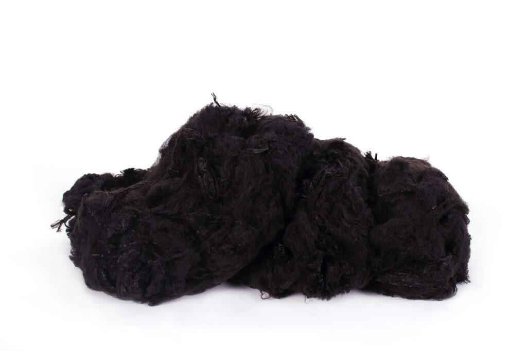 Волокно полиамидное штапельное для текстильной промышленности